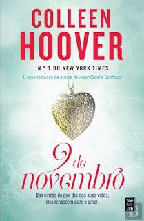 Bloguinhas Paradise: Novidades Topseller - Colleen Hoover, G. W. Gortne...