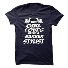 Being A Barber Stylist Shirt - #cool tee shirts #long sleeve tee shirts. PURCHASE NOW => https://www.sunfrog.com/Funny/Being-A-Barber-Stylist-Shirt-NavyBlue-Guys.html?60505