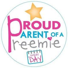 March 10 is Parents of Preemies Day! http://parentsofpreemiesday.org/main.html