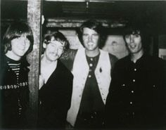 """Randy Meisner, Pat Shanahan, Ricky Nelson and Allen Kemp (missing Tom Brumley). A young """"Stone Canyon Band"""" in Randy Meisner, Eagles Band, Ricky Nelson, Short Stories, Rock And Roll, Poppies, Film, Midlife Crisis, Handsome"""