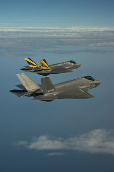 F-35C JSF (Joint Strike Fighter)