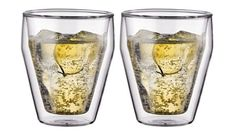 Bodum Dubbelwandige Glazen Titlis Thee & Koffie Pint Glass, Tableware, Kitchen, Products, Microwave, Cleaning, Cold, Dinnerware, Cooking