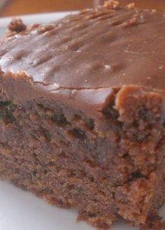 Dessert. Double Fudge Coca Cola Cake (Cracker Barrel)