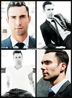 Adam Levine ~ created by Kimberlydyan
