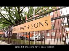 Steinway & Sons Documentary - A World of Excellence   -  Steinway Factory tour in Seesen, Germany
