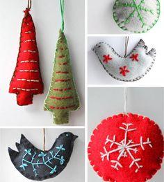 DIY Ornaments: 10 Festive Ways