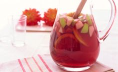 Recette Sangria :  La sangria est un     cocktail dont la préparation…