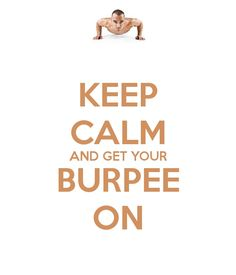 more burpees!