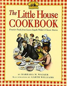 Who else loves the Little House series, and drooled over the dishes she describes?! Now you can make them yourself! (Affiliate)
