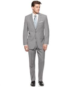I love this suit. It seems as if men almost always wear black suits/tuxedos to their weddings, so I would like something different. Cheap Michael Kors, Michael Kors Outlet, Trendy Fashion, Fashion Suits, Mens Fashion, Fashion Trends, Mens Clothing Styles, Men's Clothing, Corporate Fashion