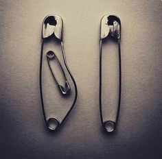 Most Creative Baby Announcements Using Safety Pins