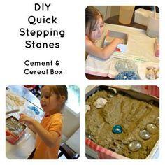 DIY - Stepping Stones