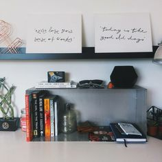 So this week after a couple of food post in a row I've got something different… a DIY. And if your anything like me you probably love quotes, there everywhere adding a bit of positivity…
