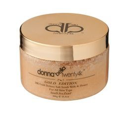 Body Scrub Milk & Honey:  $99.95:  http://www.donnabella24k.com/product/deluxe-body-scrub-milk-honey-380-gr/  Re-energize your body and remove dead skin cells with our Body Scrub Milk & Honey #beauty #cosmetics #skincare #health #donna #bella #24k