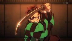 Kimetsu no Yaiba capítulos 12 y 13 Anime Demon, Manga Anime, Anime Art, Demon Slayer, Slayer Anime, Fighting Poses, Body Reference Drawing, Fanart, Demon Hunter