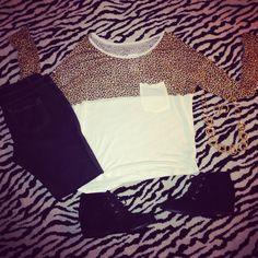 Shirt: #Zumiez @Zumiez - Official Page  Pants: #Walmart Shoes: #Dotsfashion @dots  Jewlery: Dots Fashion
