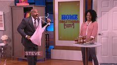 Handy Ma'am Tips | Steve Harvey Show