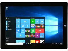 Microsoft Surface 3 Intel Atom 4 GB Memory 128 GB SSD 10.8