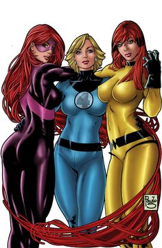 F.F. and Inhumans