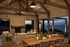 Coastal Perfection: Christian Anderson Architects - Cottonwood Interiors - Interior Designer