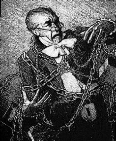 Jacob Marley Jacob Marley, Ebenezer Scrooge, Cosplay Diy, French Revolution, Christmas Carol, Vintage Images, Body Painting, Wonders Of The World, Childrens Books