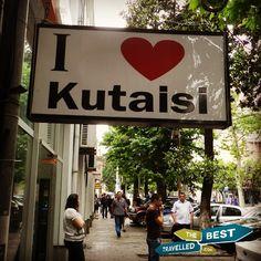 Do you love Kutaisi? #Kutaisi #Georgia