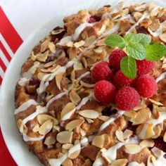 Raspberry Almond Coffeecake - Allrecipes.com