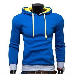 2017 Hot sale Mens Hoodies and Sweatshirts autumn winter lovers casual with a hood Hooded men coat hoodie men size S-XXL SADX