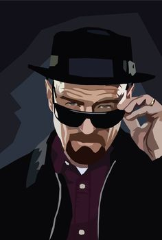 Walter White. Breaking Bad