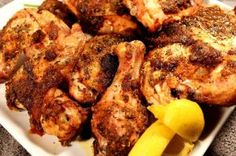 Daruis Cooks...Butter brown sugar roasted chicken.