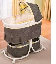 Hope there is something like this for me when we have a baby!   bumble bee bassinets | Carter's Sooth N Sleep Bassinet | eBay