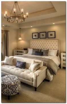 50+ Luxury Master Bedrooms Inspirations