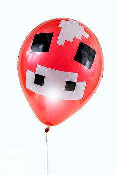 Its So Easy To Make These Brilliant Minecraft Balloons With Just A Few Simple Craft