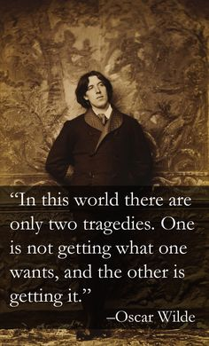 The 15 Wittiest Things Oscar Wilde Ever Said                                                                                                                                                                                 More