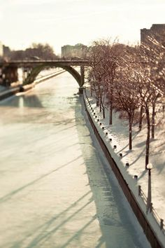 Ottawa In Winter Photography White Gold Blue Ice Skating On The Rideau Canal…