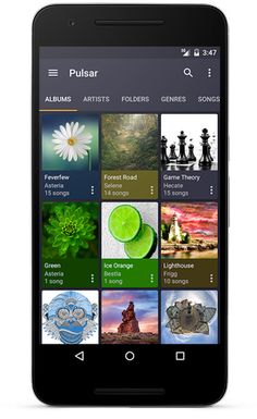 Pulsar Music Player Pro v1.4.6Requirements: 4.0+Overview: Pulsar is intuitive, lightweight and full featured music player for Android.  Features:✓ Gorgeous user interface and animation with material design.✓ Manage and play music by album, artist,...