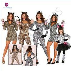 #Disfraces divertidos de #Leopardos y #Zebras para grupos. #Mercadisfraces tu #tienda de #disfraces online donde podrás comprar tus disfraces #baratos y #originales para tus fiestas de #carnaval. Amplio stock en tallas para #grupos y #comparsas.