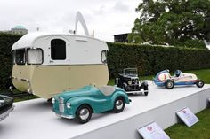 Goodwood Festival of Speed 2012 - Style et Luxe Concours d'Elegance