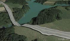 Clement Valla - postcards from google earth