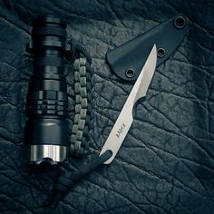 Brock Knives EDC fixed blade