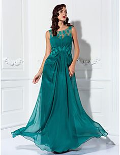 Sheath/Column Scoop Floor-length Chiffon And Tulle Evening Dress. Get sizzling discounts up to Off at Light in the box using Coupons. Cheap Prom Dresses Online, Prom Dresses Under 100, Prom Dresses For Sale, Formal Prom, Formal Evening Dresses, Elegant Dresses, Outfits Fiesta, Chiffon, Formal Dresses