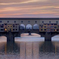 Ponte Vecchio, Firenze, Rita Crane Photography