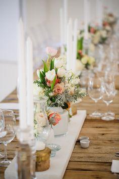 Pastel Wedding with a Touch of Mumford & Sons | SouthBound Bride www.southboundbride.com/musical-pastel-wedding-at-kleinevalleij-by-nikki-meyer-alexia-wimpie Credit: Nikki Meyer