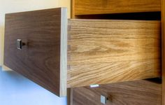 Dove tail joints Dove Tail, Cupboard Handles, Joinery, London, Cabinet, Storage, Interior, Modern, Furniture