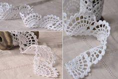yeni oya modelleri Annie's Crochet, Crochet Lace Edging, Crochet Afgans, Crochet Borders, Crochet Home, Crochet Stitches, Lace Doilies, Crochet Doilies, Doily Patterns