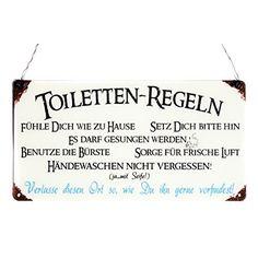 Türschild 9x9cm PIPI LOUNGE Toilette WC Holzschild Piktogramm Dekoschild