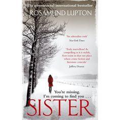 Sister by Rosamund Lipton
