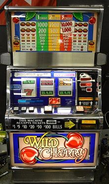 Refurished slots machines gambling games for sale