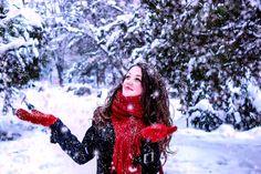 First Snow by Larisa Viviana on 500px