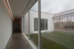 Marco Castelletti, Cecilia Castelletti · Production Center and Offices